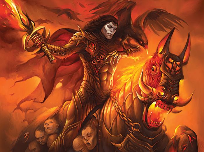 Берсерк - стратегическая настольная игра фэнтези | Белые демоны